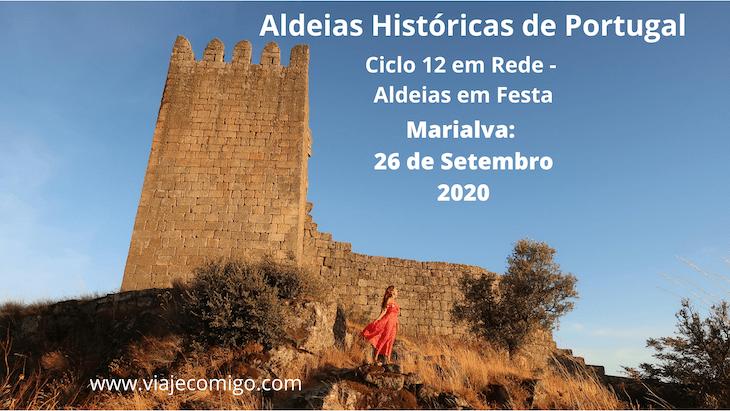 Marialva - Ciclo 12 em Rede - Aldeias em Festa 2020 © Viaje Comigo