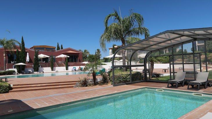 Piscinas do Vale da Lapa Village Resort - Carvoeiro - Algarve © Viaje Comigo