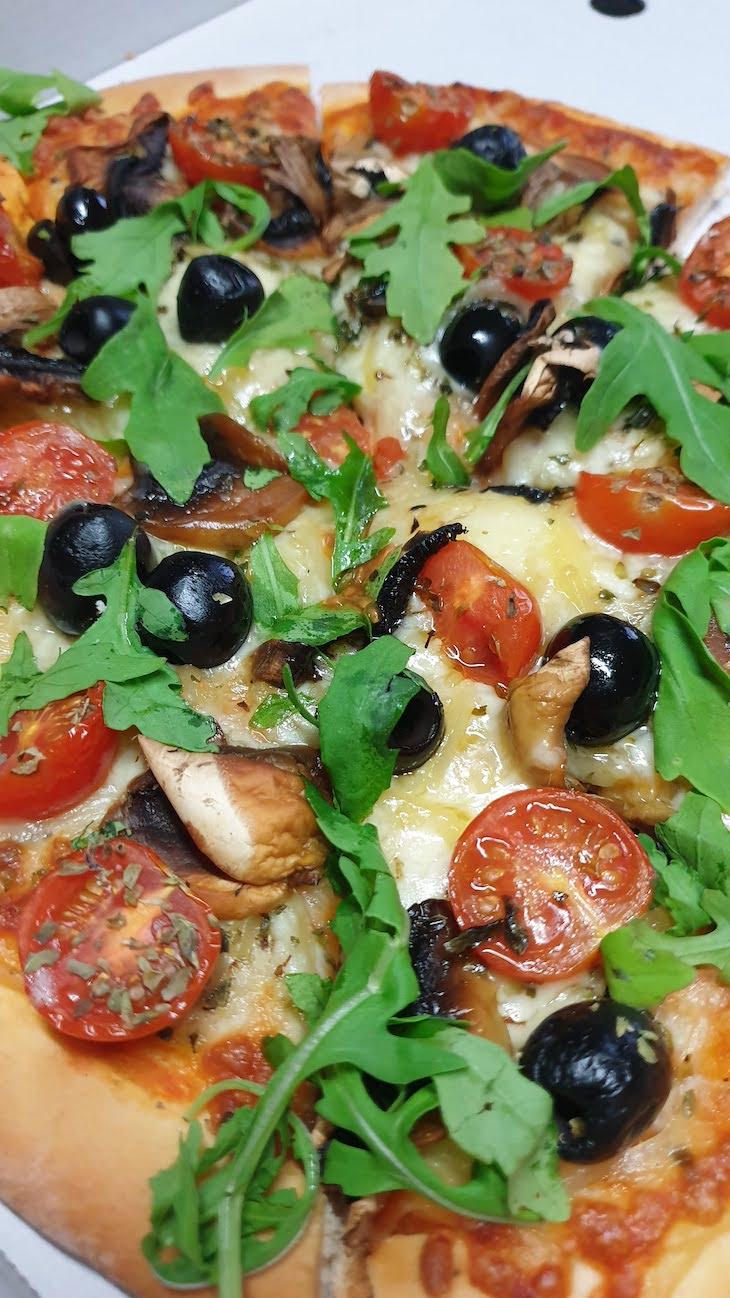Pizza - Vale da Lapa Village Resort - Carvoeiro - Algarve © Viaje Comigo