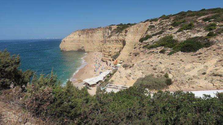 Praia de Vale Centianes - Algarve - Portugal © Viaje Comigo