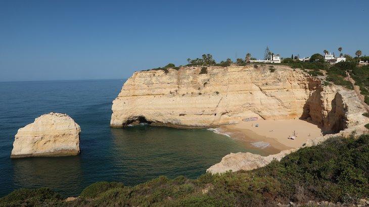 Praia do Carvalho - Algarve - Portugal © Viaje Comigo