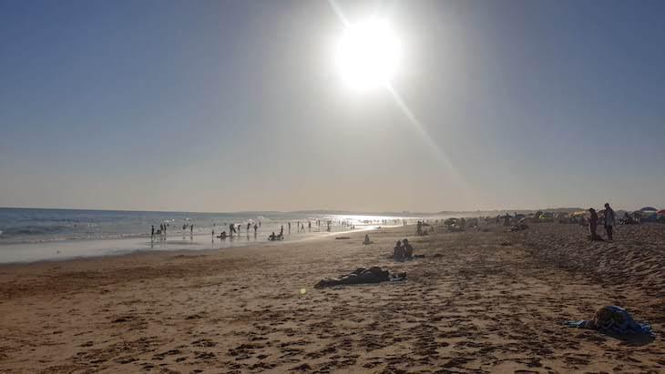 Praia Falésia / Rocha Baixinha - Vilamoura - Algarve - Portugal © Viaje Comigo