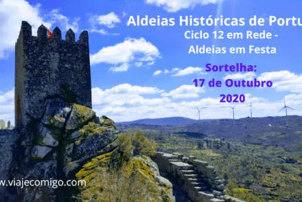 Sortelha - Ciclo 12 em Rede - Aldeias em Festa 2020 © Viaje Comigo