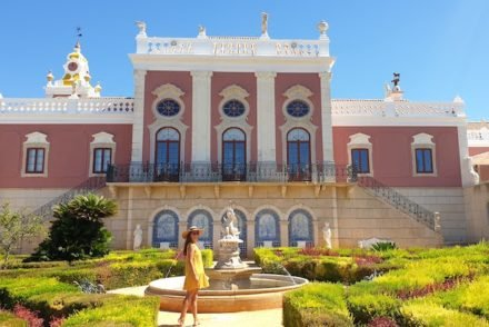 Pousada Palácio Estoi - Algarve © Viaje Comigo