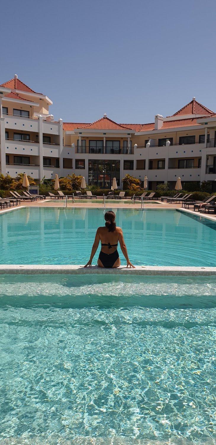 Susana Ribeiro no Hilton Vilamoura - Algarve - Portugal © Viaje Comigo