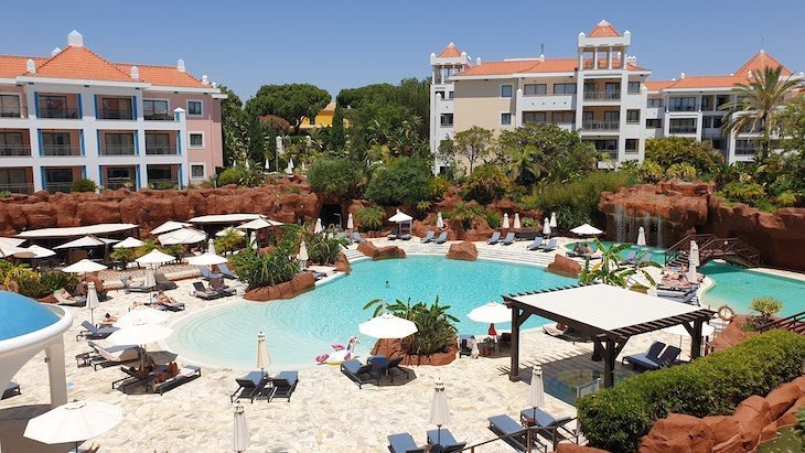 Hotel Hilton Vilamoura - Algarve - Portugal © Viaje Comigo