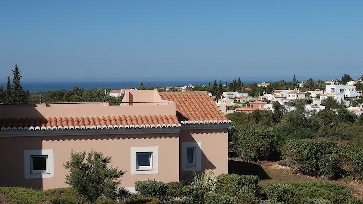 Vista para o mar - Vale da Lapa Village Resort - Carvoeiro - Algarve © Viaje Comigo