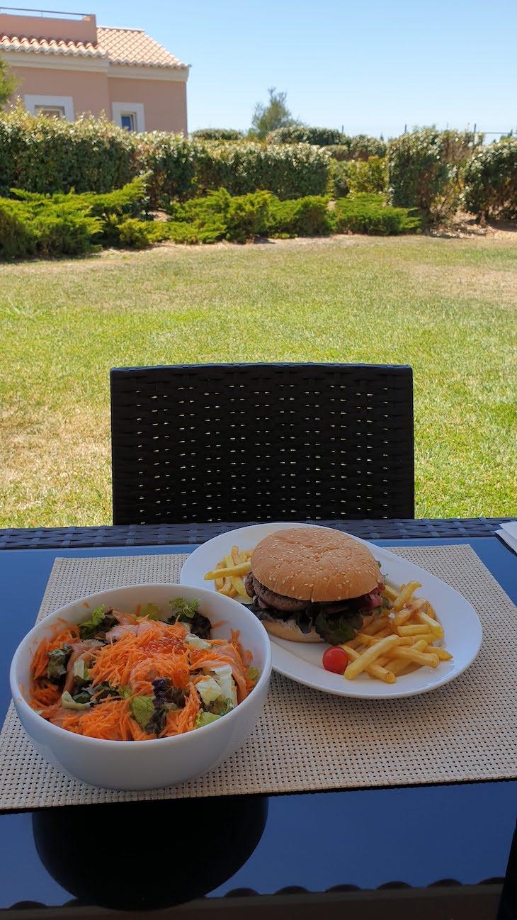 Almoço na casa - Vale da Lapa Village Resort - Carvoeiro - Algarve © Viaje Comigo