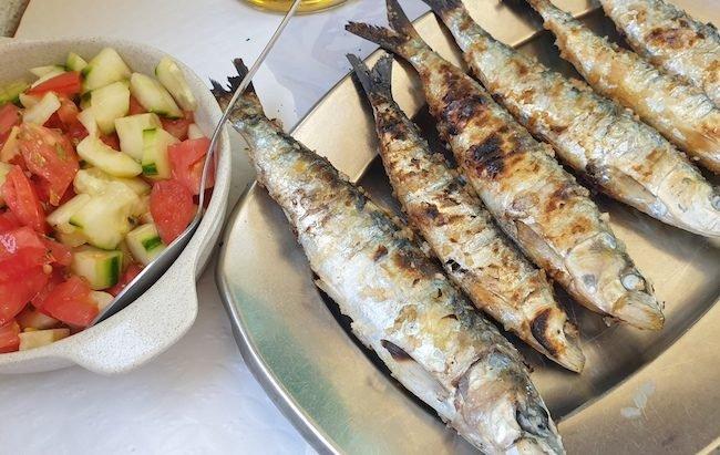 Restaurante Alhinho - Quarteira - Algarve © Viaje Comigo