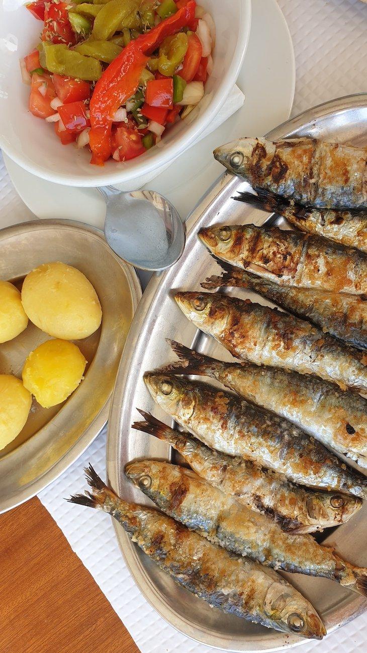 Restaurante Pedro - Vila Nova de Cacela - Algarve © Viaje Comigo