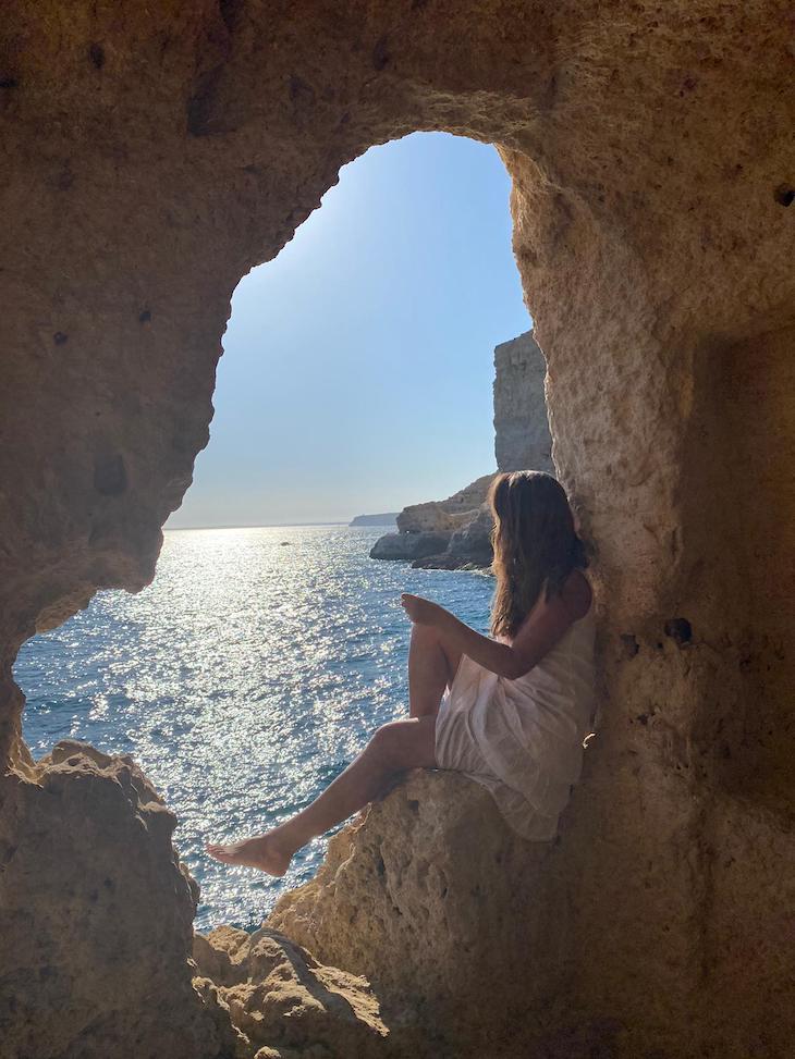 Algar Seco - Carvoeiro - Algarve © Viaje Comigo