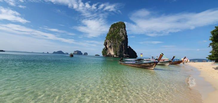 Foto Railay Beach - Tailândia © Viaje Comigo