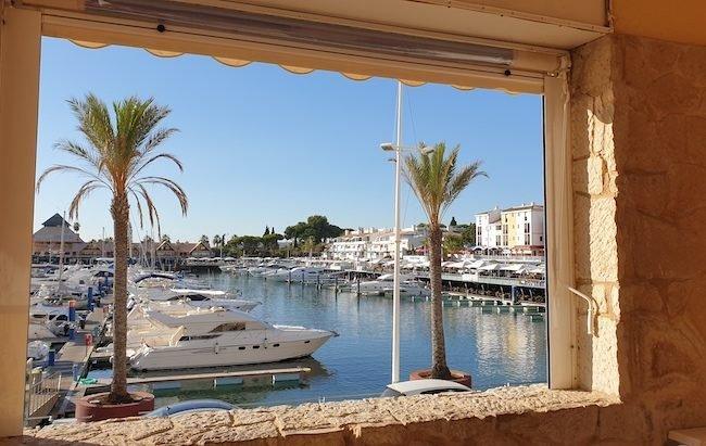 Marina de Vilamoura - Algarve © Viaje Comigo