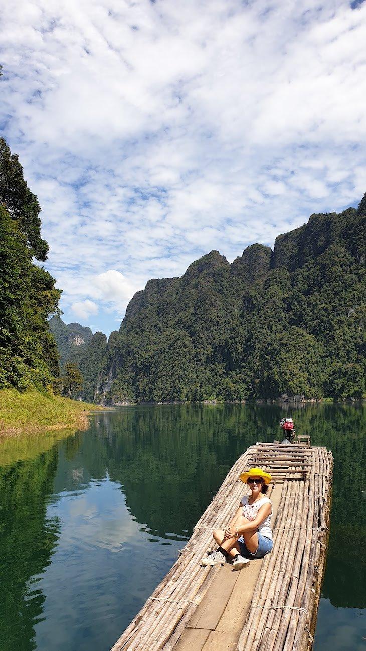 Khao Sok - Tailândia © Viaje Comigo