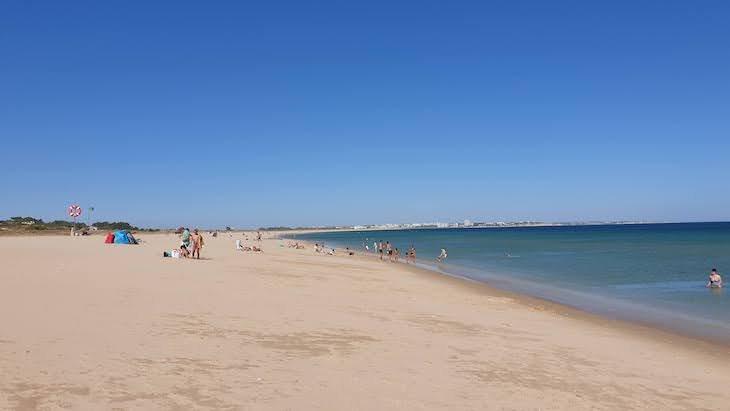 Meia Praia - Lagos - Algarve © Viaje Comigo