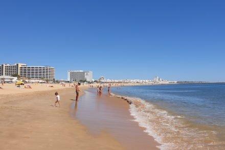 Praia de Vilamoura - Algarve © Viaje Comigo