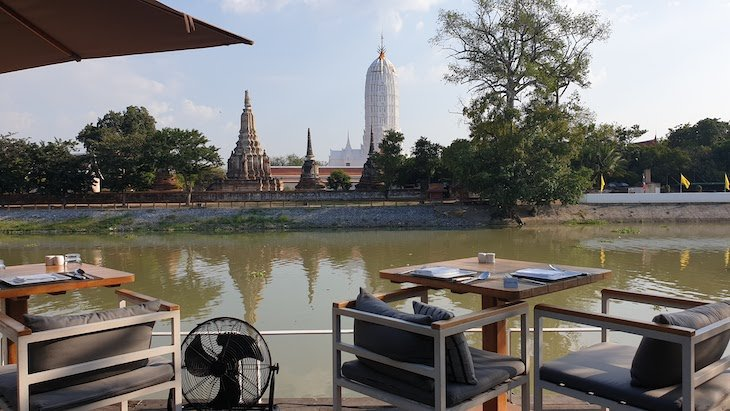 Ayutthaya - Tailândia © Viaje Comigo
