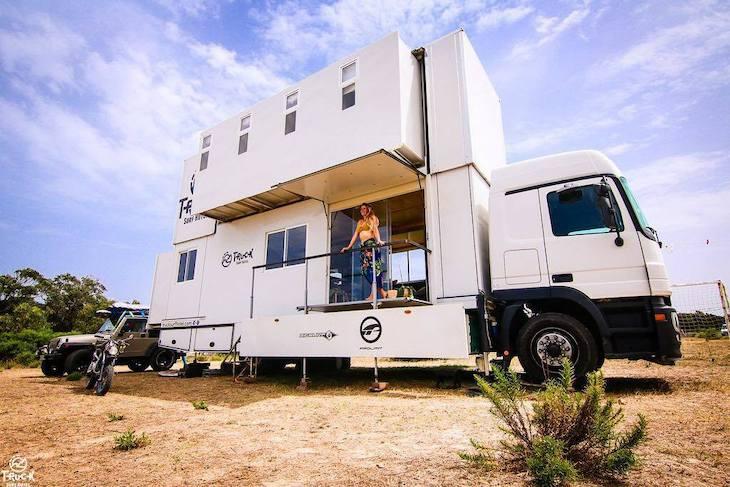 Roadtrip Costa Vicentina Viaje Comigo - DR TruckHotel