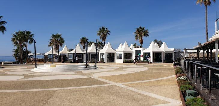 A Praça - Vale do Lobo Resort - Algarve - Portugal © Viaje Comigo