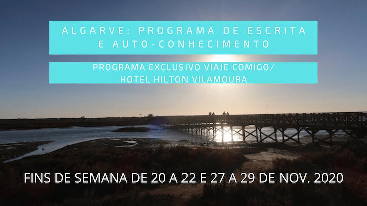 Fins de semana Hilton Vilamoura - Algarve -Novembro 2020 © Viaje Comigo