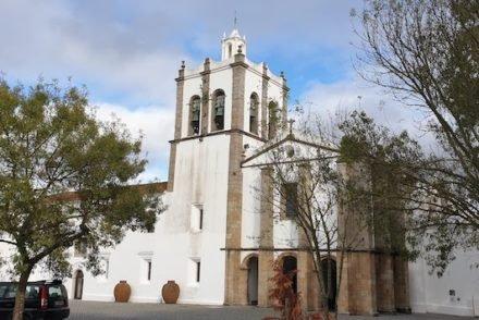 Pousada Convento Arraiolos - Alentejo - Portugal © Viaje Comigo