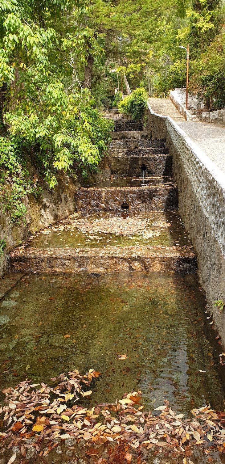 Fonte dos Amores - Villa Termal Caldas de Monchique Spa Resort © Viaje Comigo