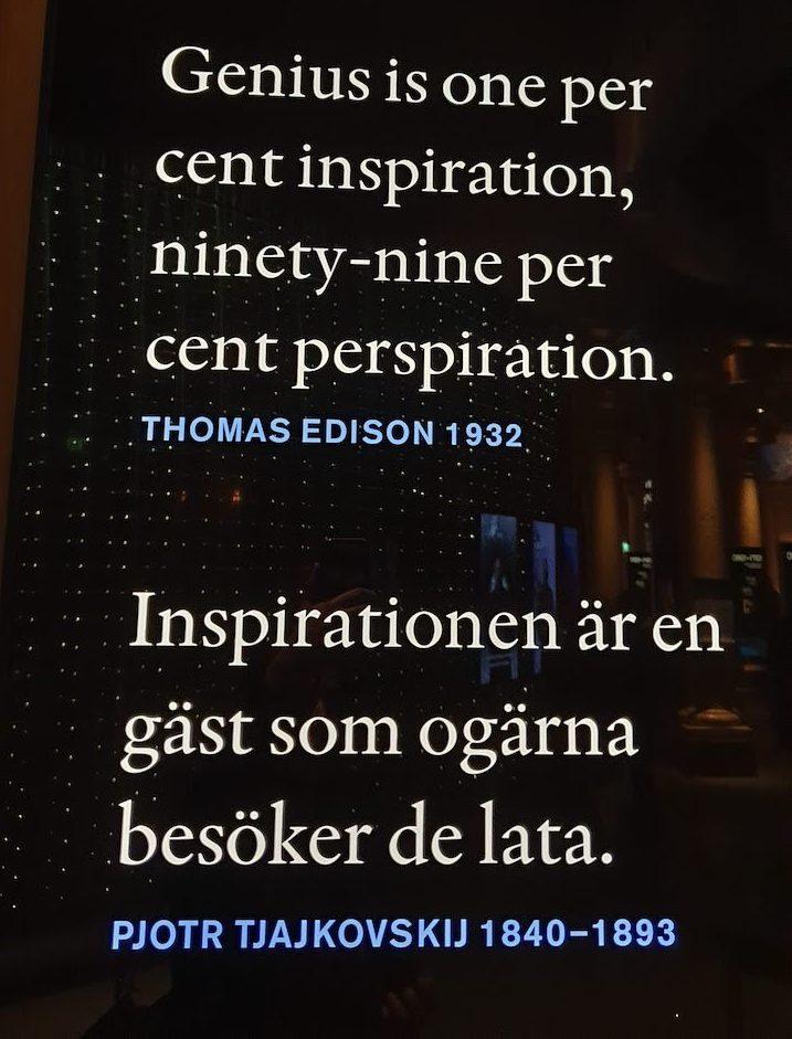 Museu do Prémio Nobel - Estocolmo - Suécia © Viaje Comigo