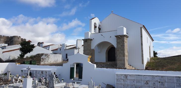 Igreja Matriz de Evoramonte - Alentejo - Portugal © Viaje Comigo
