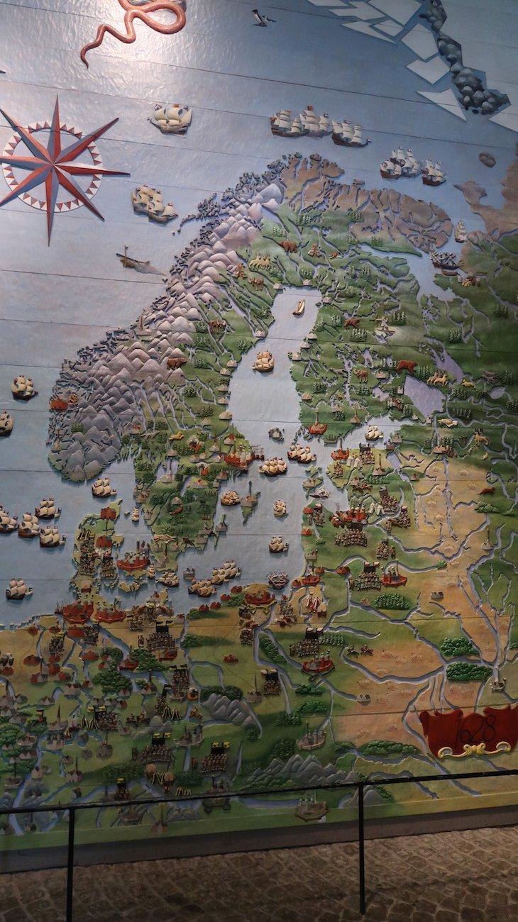 Vasa Museu - Estocolmo - Suécia © Viaje Comigo