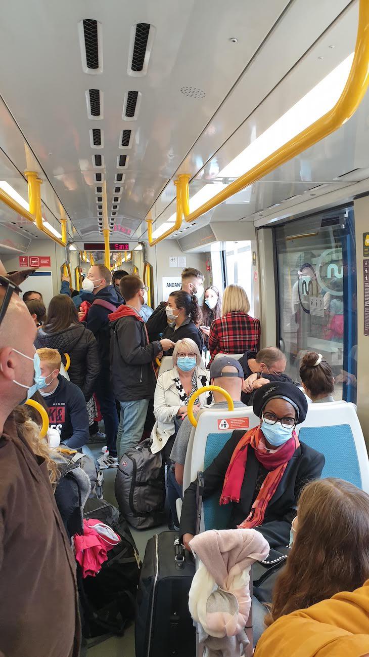 Metro do Porto -outubro 2020 © Viaje Comigo