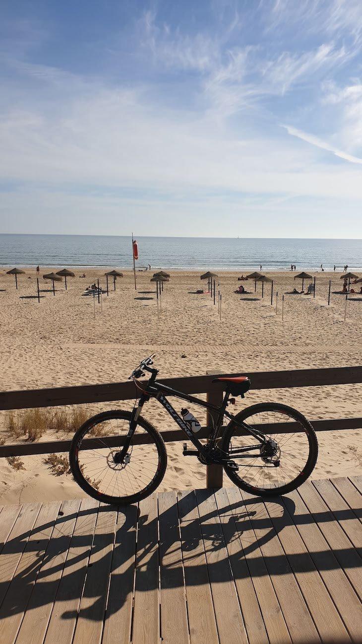 Praia de Monte Gordo - Algarve © Viaje Comigo