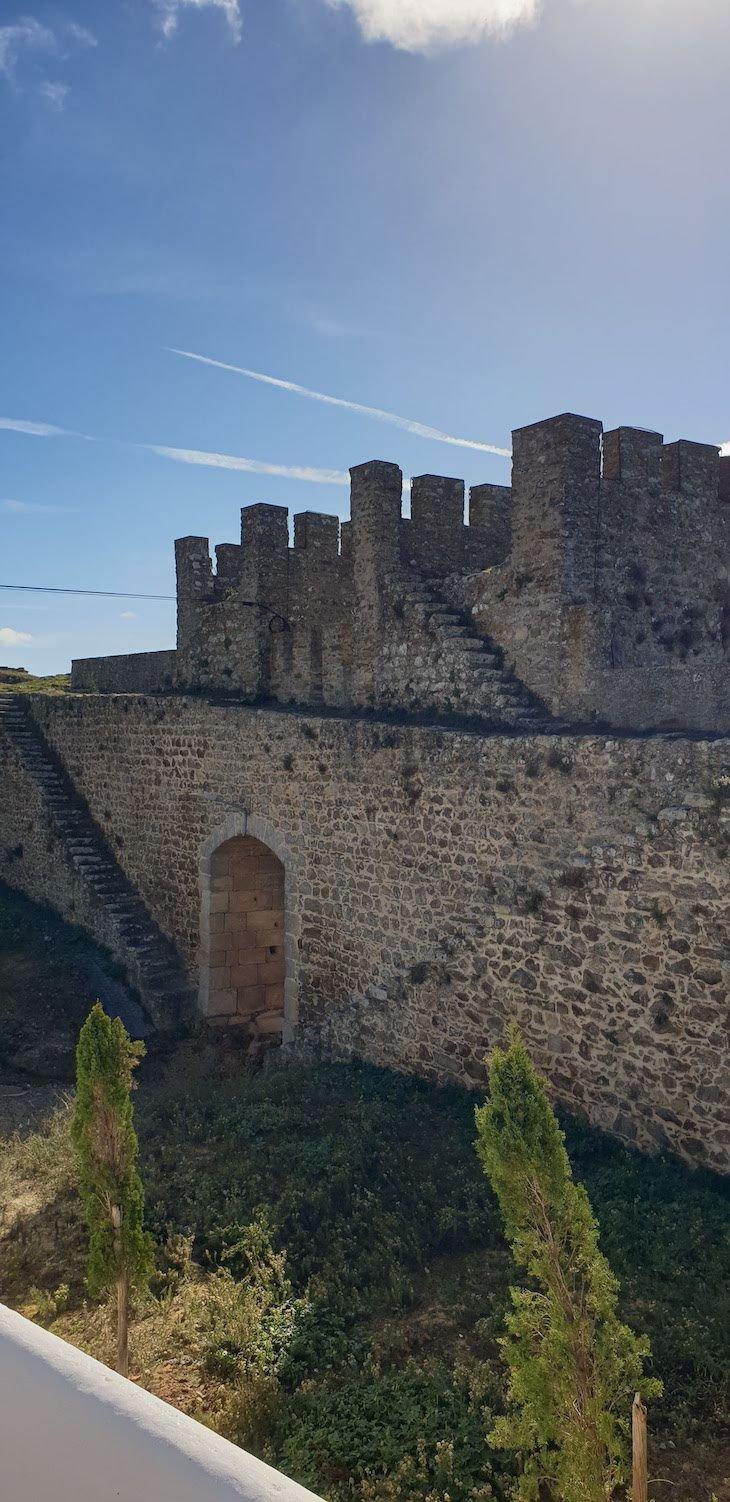 Muralha de Evoramonte - Alentejo - Portugal © Viaje Comigo