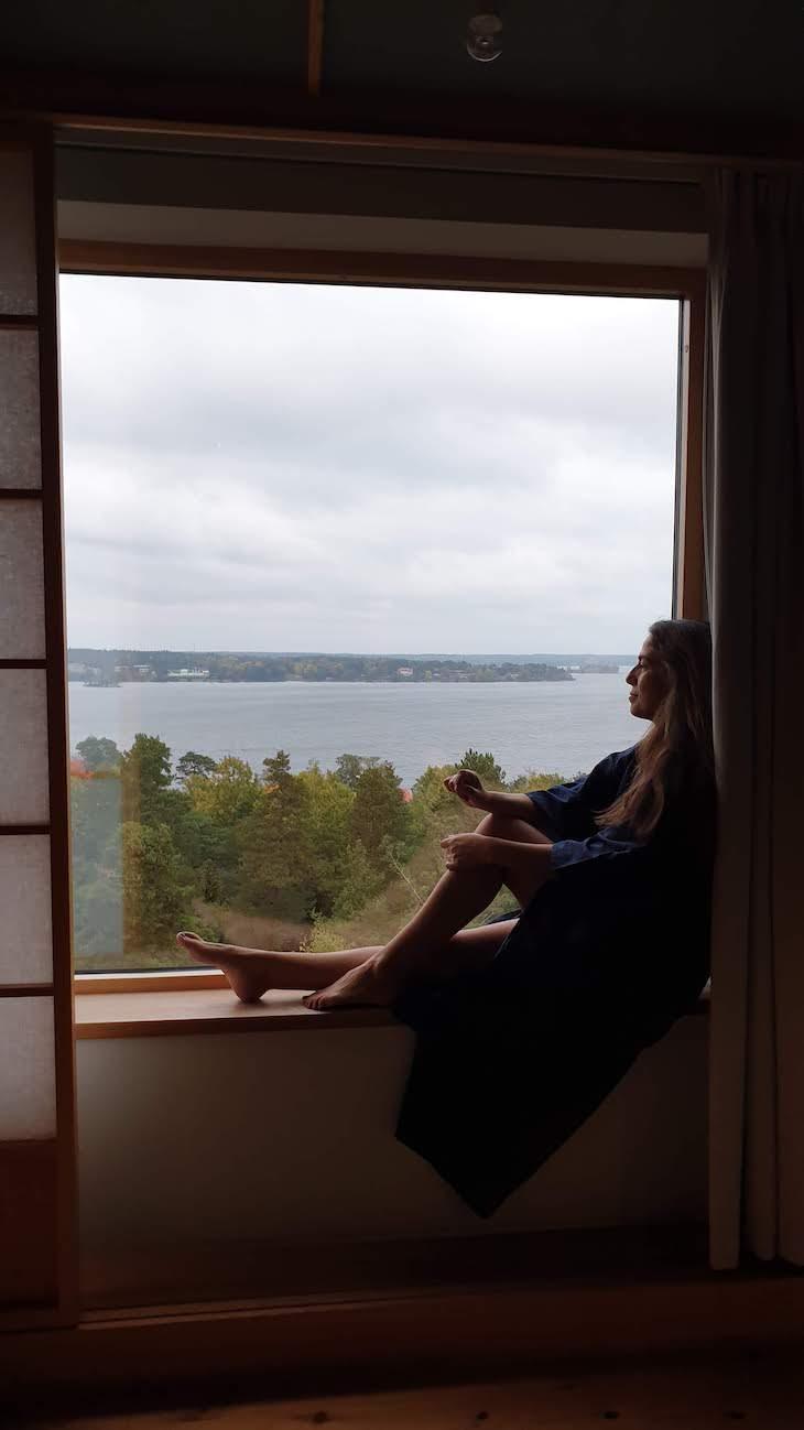 Hotel Yasuragi - Estocolmo - Suécia © Viaje Comigo