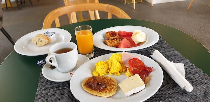 Pequeno-almoço da Villa Termal Caldas de Monchique Spa Resort © Viaje Comigo