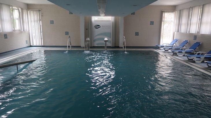 Pisicina termal - Villa Termal Caldas de Monchique Spa Resort © Viaje Comigo