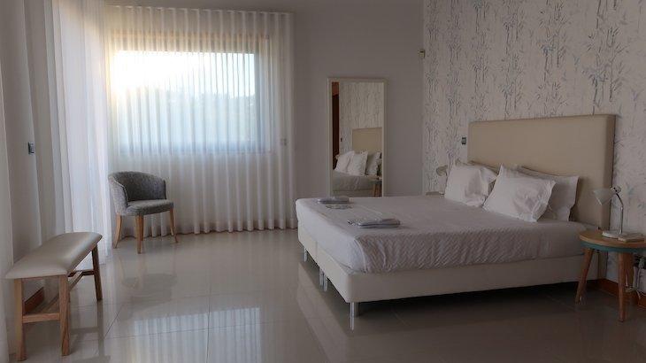 Quarto grande na casa no Vale do Lobo Resort - Algarve - Portugal © Viaje Comigo