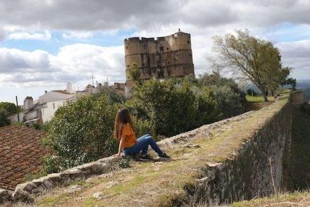 Castelo de Evoramonte - Alentejo - Portugal © Viaje Comigo