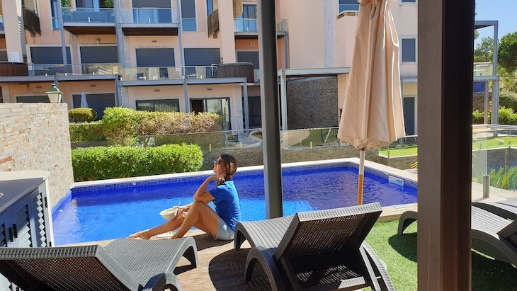Susana Ribeiro no Vale do Lobo Resort - Algarve © Viaje Comigo