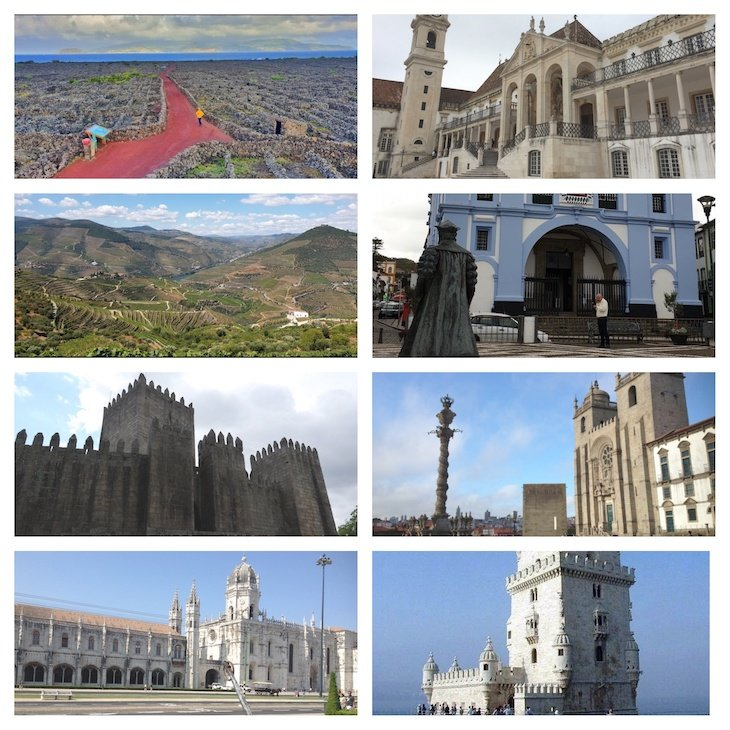 Sítios Património Mundial da Unesco em Portugal © Viaje Comigo