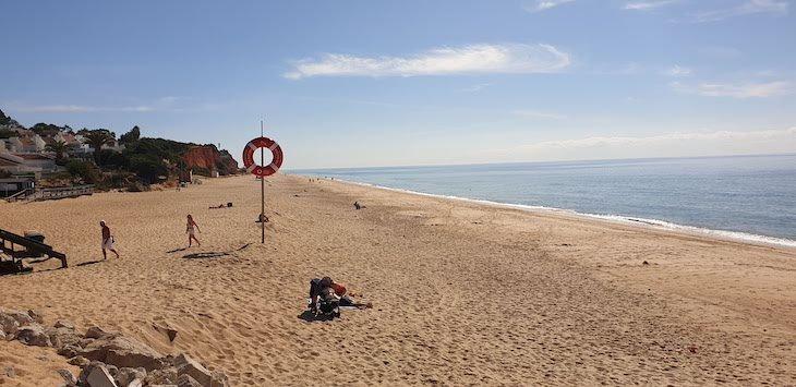 Praia de Vale do Lobo - Algarve - Portugal © Viaje Comigo