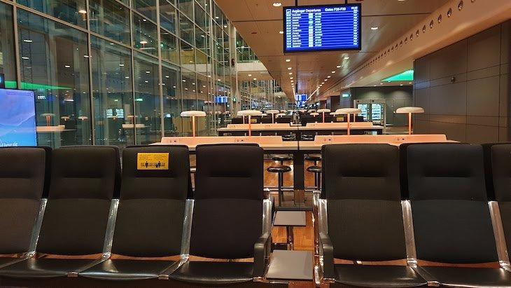 Aeroporto Arlanda - Estocolmo - outubro 2020 © Viaje Comigo
