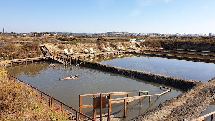 Boiar no Spa Salinas em Castro Marim - Algarve - Portugal © Viaje Comigo
