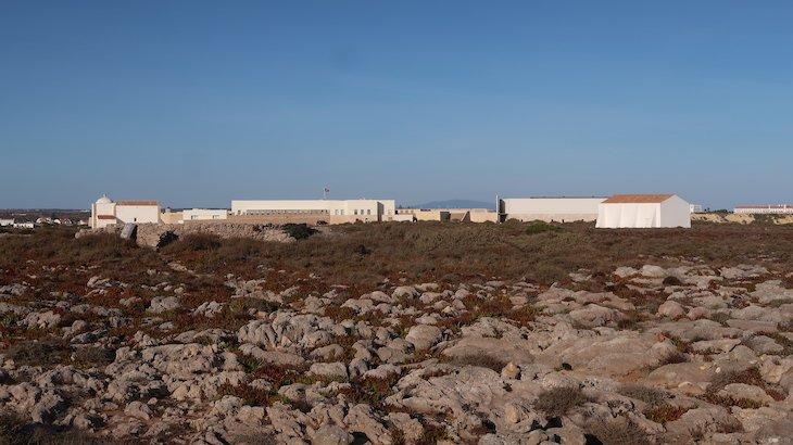 Fortaleza de Sagres - Algarve - Portugal © Viaje Comigo