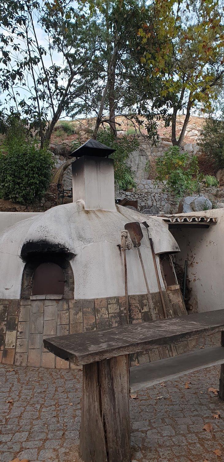Forno a lenha - Villa Termal Caldas de Monchique Spa Resort © Viaje Comigo