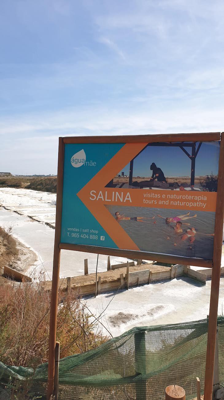 Spa Salinas de Castro Marim - Algarve - Portugal © Viaje Comigo