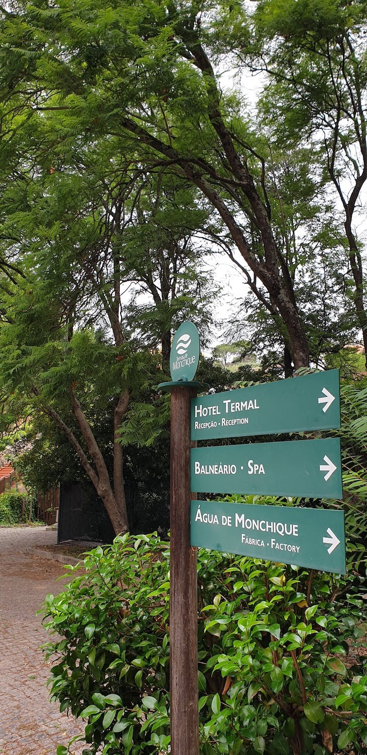 Villa Termal Caldas de Monchique Spa Resort © Viaje Comigo