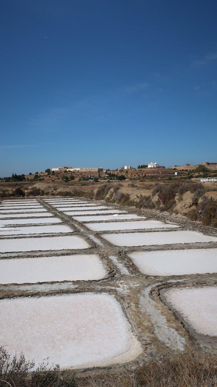 Salinas de Castro Marim - Algarve - Portugal © Viaje Comigo