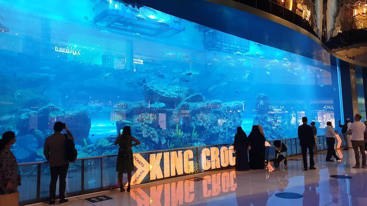 Dubai Mall - Dubai © Viaje Comigo