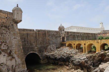 Forte de Peniche - Portugal © Viaje Comigo