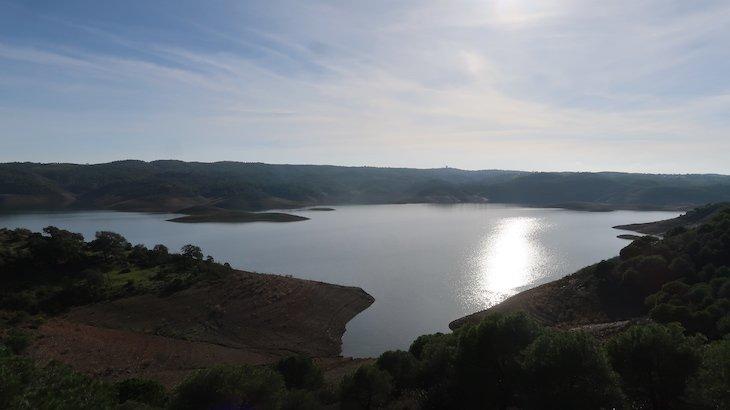 Barragem de Odeleite - Castro Marim - Algarve - Portugal © Viaje Comigo